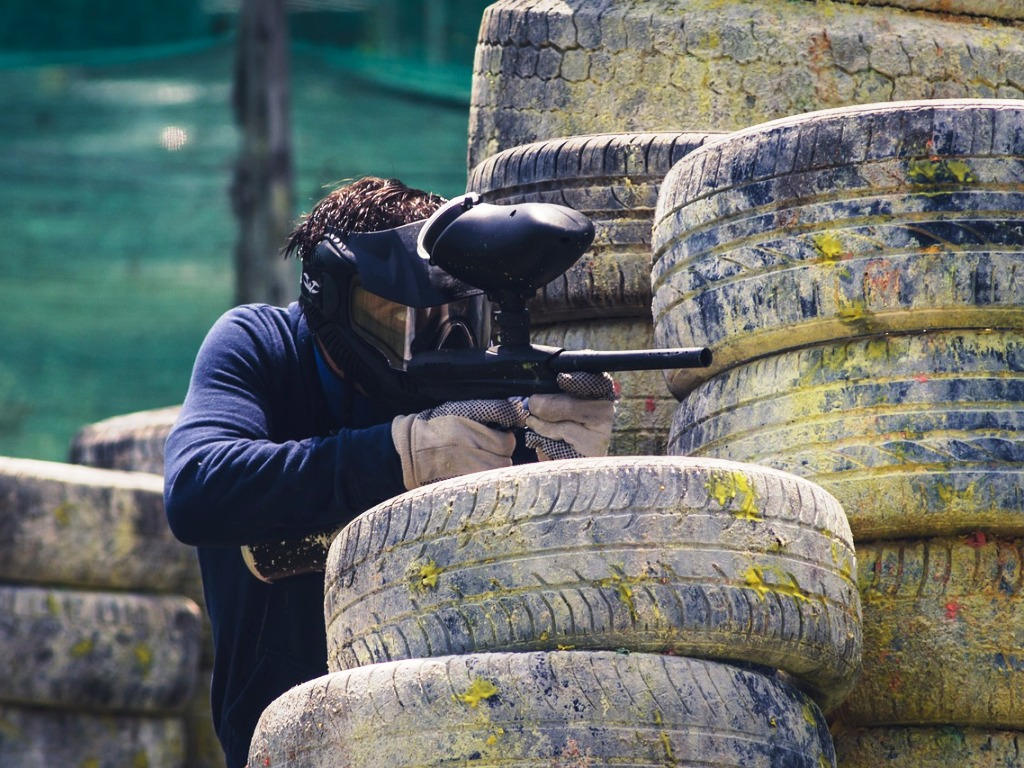 3 Tips for Beginners with Paintball Games