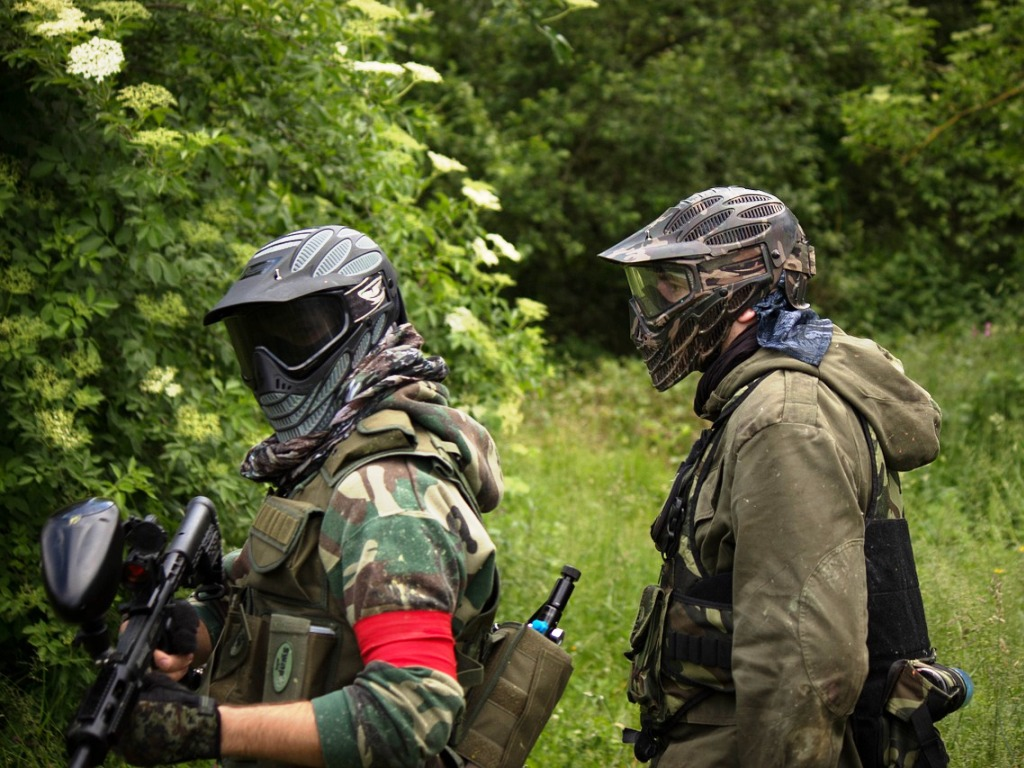 5 Popular Paintball Game Types